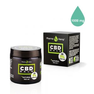 Pharma CBD Creme 1000mg