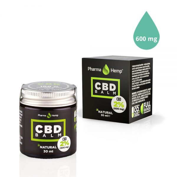 Pharma CBD Creme 600mg