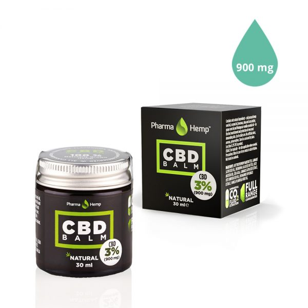 Pharma CBD Creme 900mg